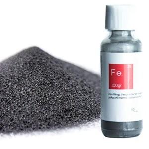 100-g-Polvere-di-ferro-di-alta-qualit-scatola-richiudibile-offerto-limatura-di-ferro-per-le-scienze-e-istruzione-Creare-una-parete-magnetica-mescolando-con-vernice-0