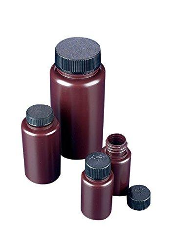 Azlon-BWP2000AP-Bottiglia-a-collo-largo-in-polipropilene-2000-ml-5-pezzi-color-ambra-0