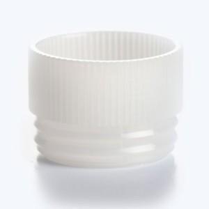 Forma-di-maniglia-tappo-bianco-22-mm-100-pcs-Polietilene-Eindrckstopfen-0