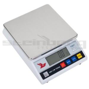 Steinberg-Systems-SBS-LW-7500A-Bilancia-di-precisione-7500-g-01-g-LCD-Piatto-di-pesata-in-acciaio-inox-0