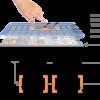schema di funzionamento del film micrometrico