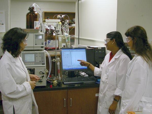 cromatografia UHPLC liquida
