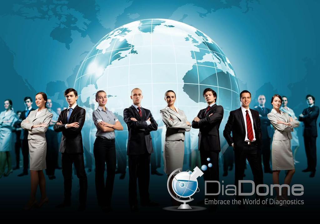 diadome social network per la diagnostica