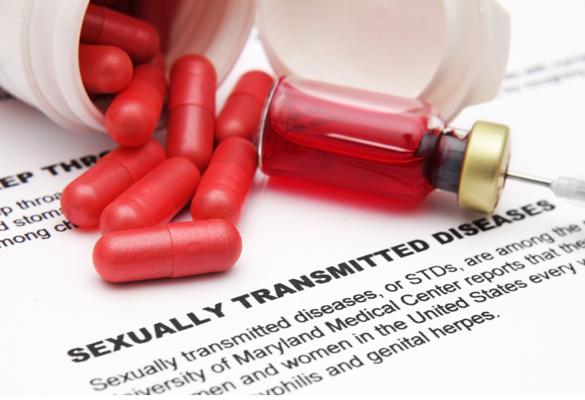 Test per malattie sessualmente trasmissibili in aumento, perchè?