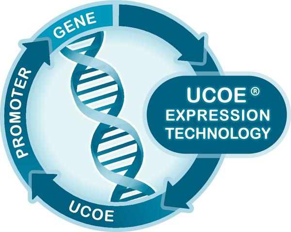 UCOE merck millipore, inserzione genica