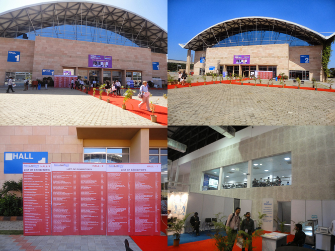 Uno sguardo a India Lab Expo 2013