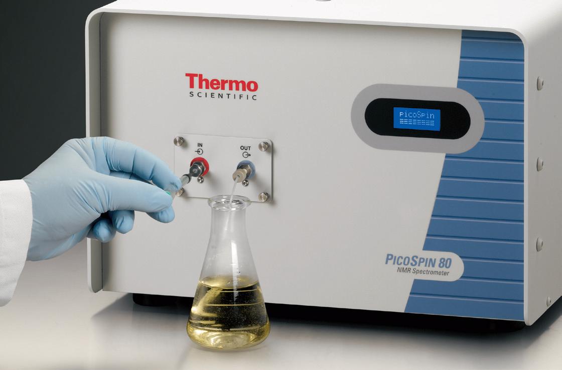 spettrometro picospin 80 di thermo scientific