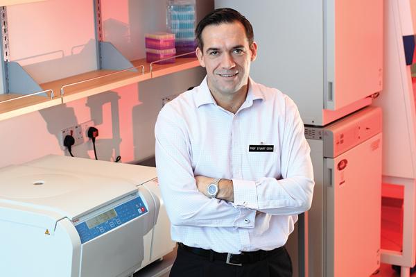 Unico esame per tutte le condizioni cardiache ereditarie, Stuart Cook con Illumina